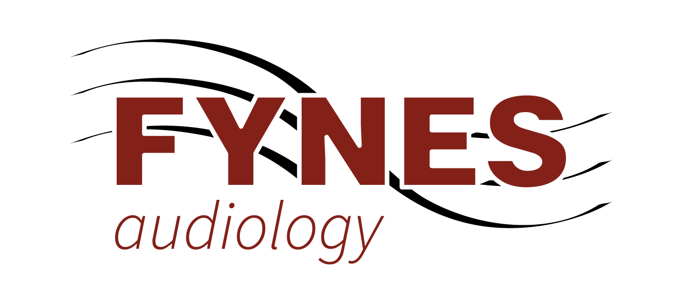Fynes Audiology Logo Design
