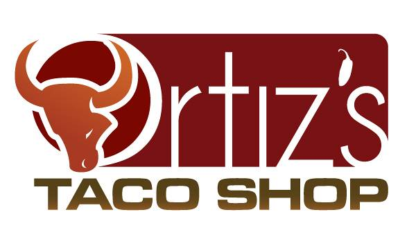 Ortiz's Taco Shop Logo Design