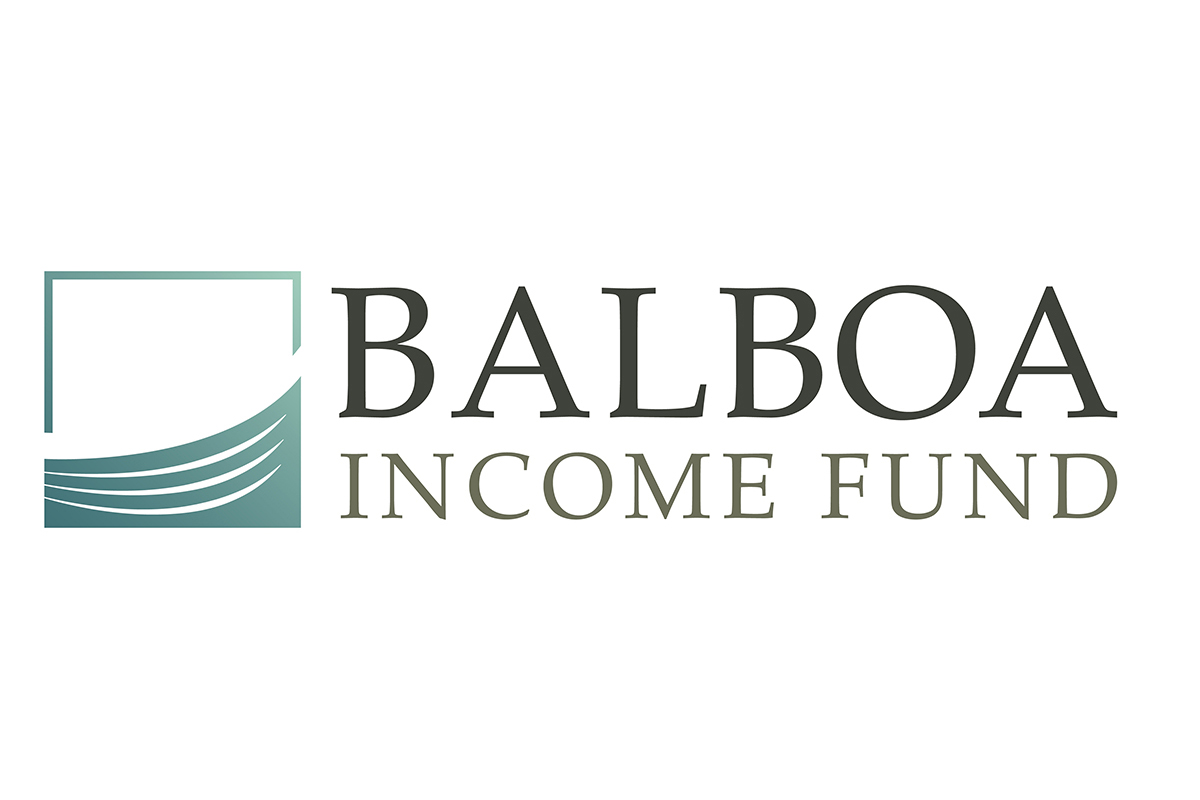 Balboa Income Fund Logo Design
